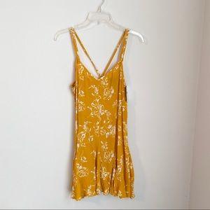 Floral Flowy Casual Dress